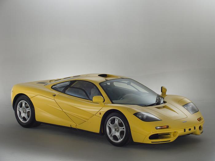 Капсула времени: McLaren F1 Drive2, McLaren, Капсула времени, Авто, Длиннопост