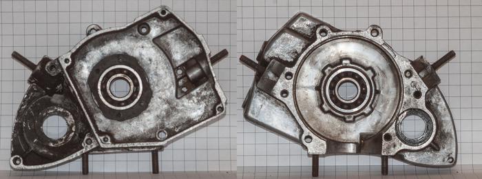 3D и напечатанная модель двигателя Д6 масштаб 1:1 3d печать, Двигатель, Д6, 3d моделирование, Рига 13, Длиннопост, Механизм, Гифка