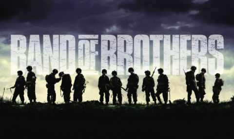"""Советую посмотреть """"Band of Brothers""""(братья по оружию) Советую посмотреть, Братья по оружию, Боевики, Драма, История, Длиннопост"""