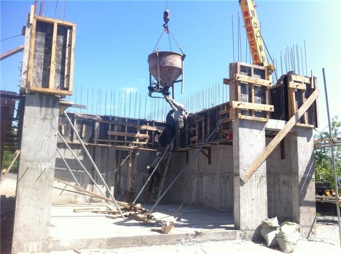 Строительство гаража (2) Гараж, Камчатка, Длиннопост