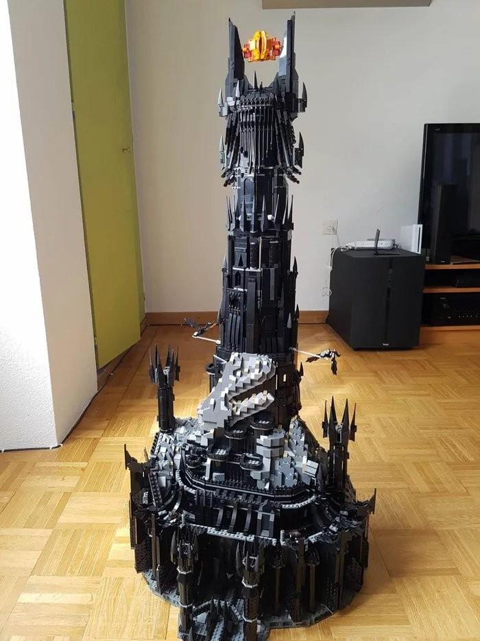 Башня Саурона