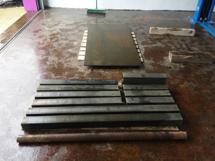 Строительство гаража (3)
