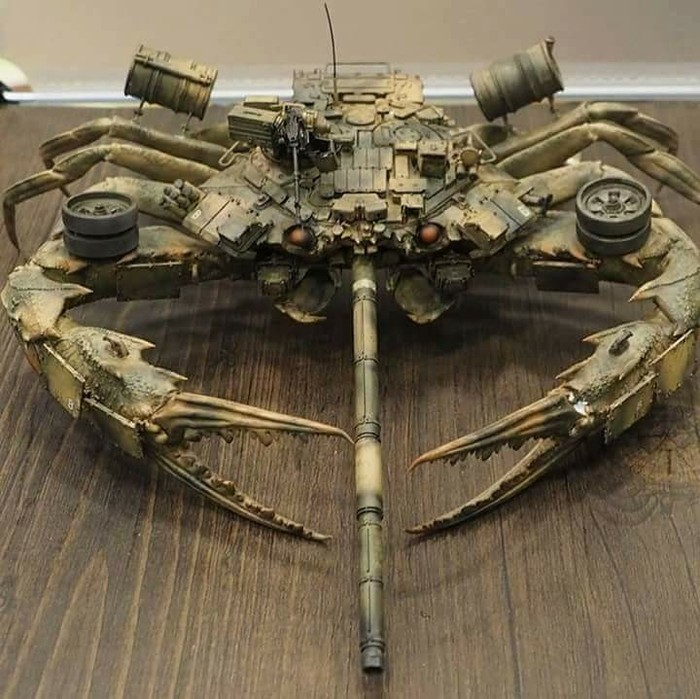 Ракоскорпион Armata Edition