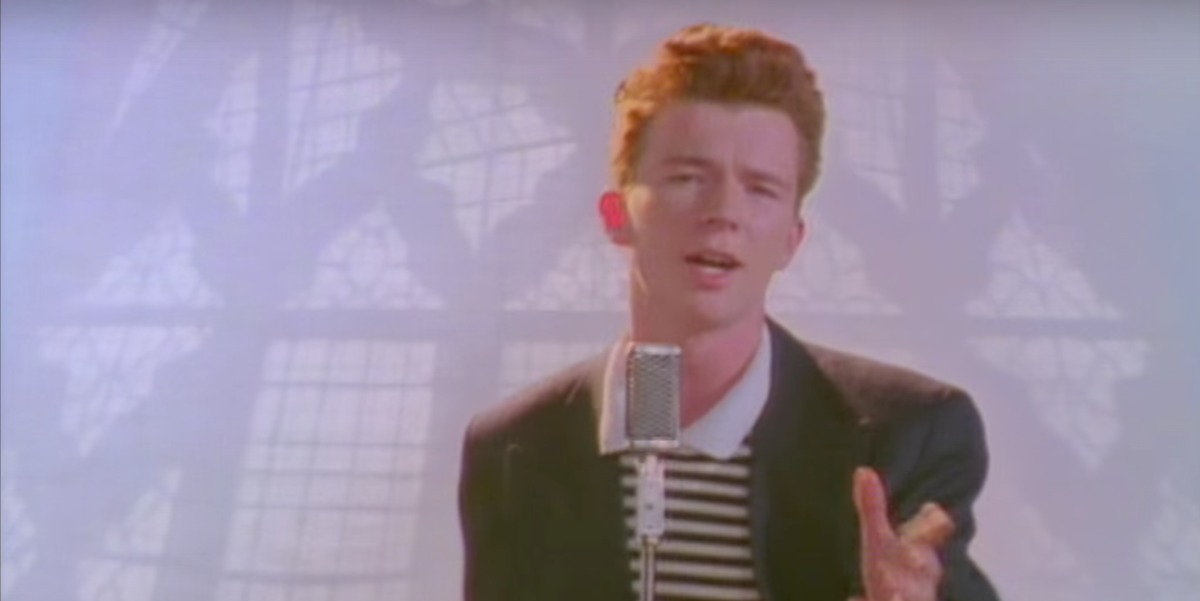 rick astley never gonna give you up video youtube - 1280×720