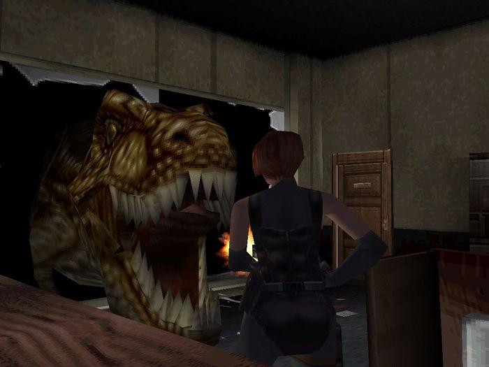 Dino Crisis Dino Crisis, Dino Crisis 2, Playstation, Playstation 1, Resident Evil, Capcom, Survival, Survival Horror, Длиннопост