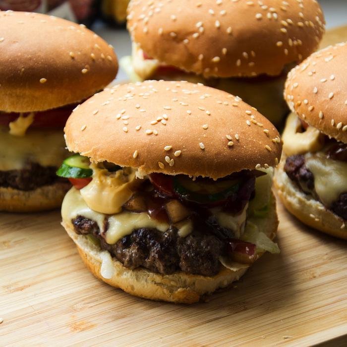 Пикабургер Еда, Рецепт, Мясо, Бургер, Пикабу, Эксперимент, Dinoburger, Юбилей, Длиннопост