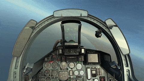 Первая воздушная победа в DCS DCS, Su-27, f-15, БВБ, Гифка