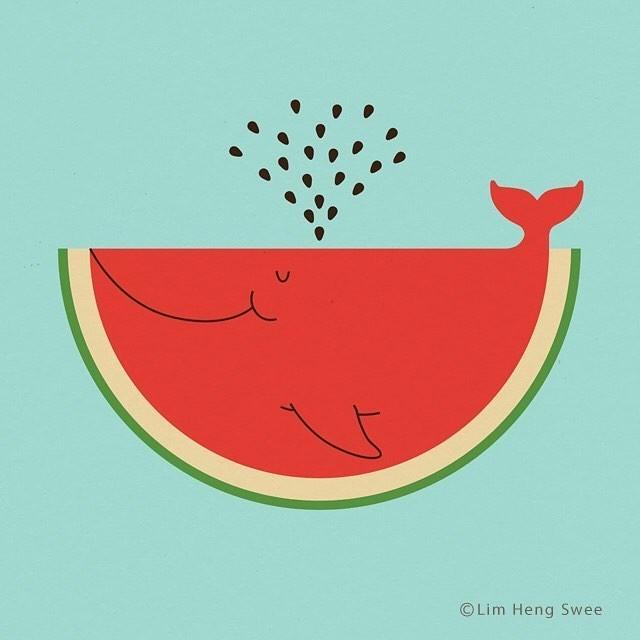 Иллюстрации от Lim Heng Swee