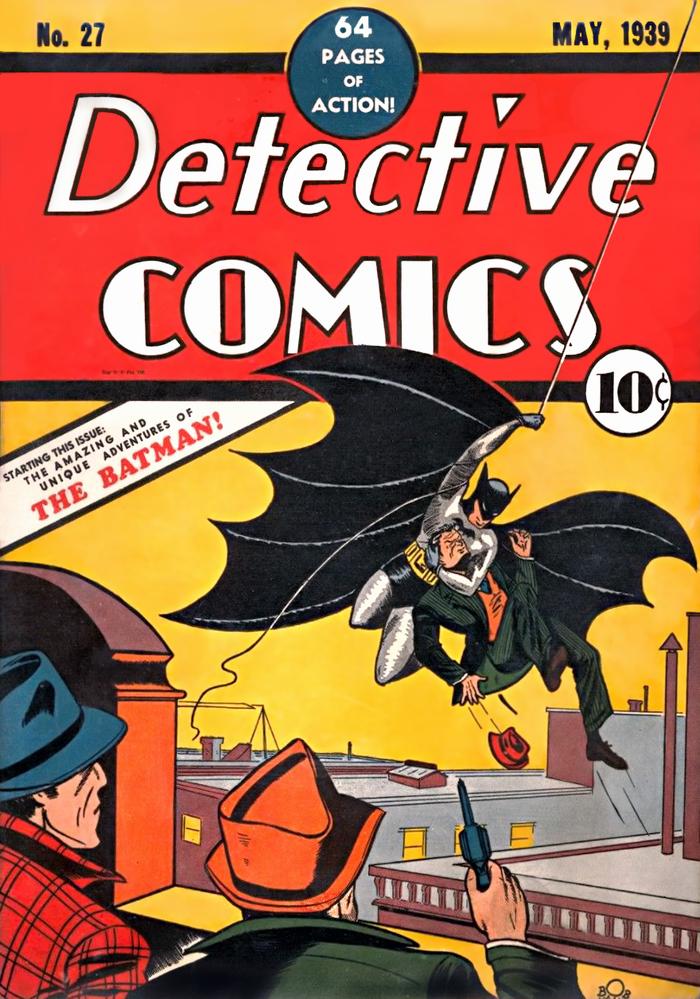 Что почитать: Detective Comics Супергерои, Dc comics, Dc, Бэтмен, Комиксы-Канон, Длиннопост