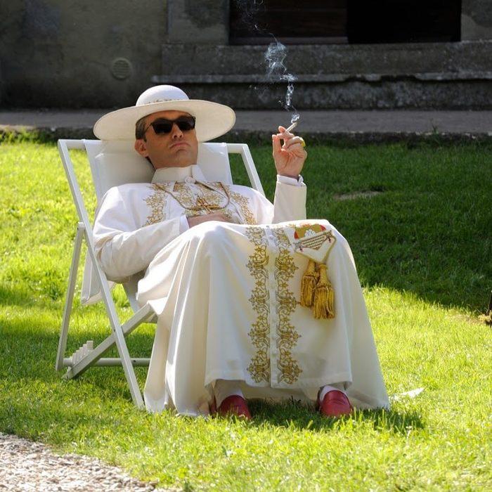 Когда ты Папа, но еще молод