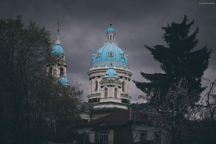 Троицкий Собор Начинающий фотограф, Nikon, Nikon D70, Сумы, Троицкий собор, Фотография, Контраст