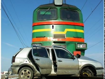 Как я чувака спас вчера Поезд, Железнодорожный переезд, Доброта, Пдд