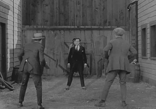 Шерлок-младший, 1924