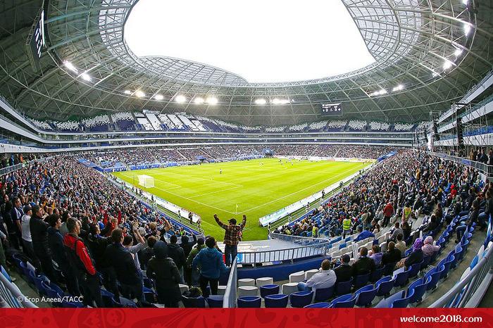 Последний стадион к ЧМ-2018 введен в строй. Самара-Арена приняла первый матч. Самара, Стадион, Футбол, Крылья советов, Самара Арена, Длиннопост