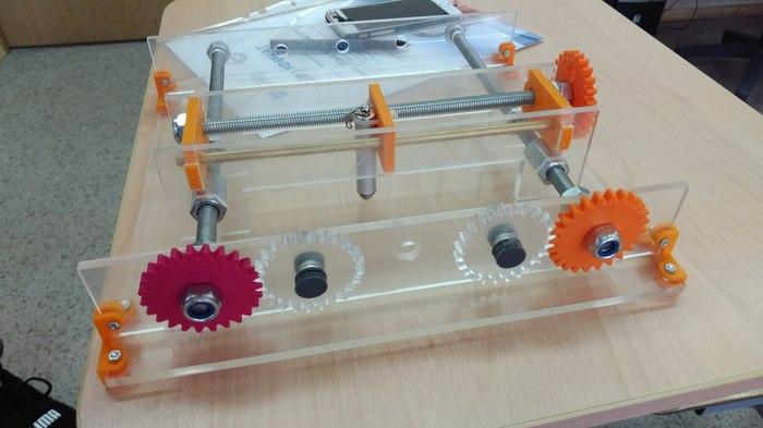 Путь 3d печатника, 1 Часть 3d печать, 3d моделирование, Школа, Гифка, Длиннопост