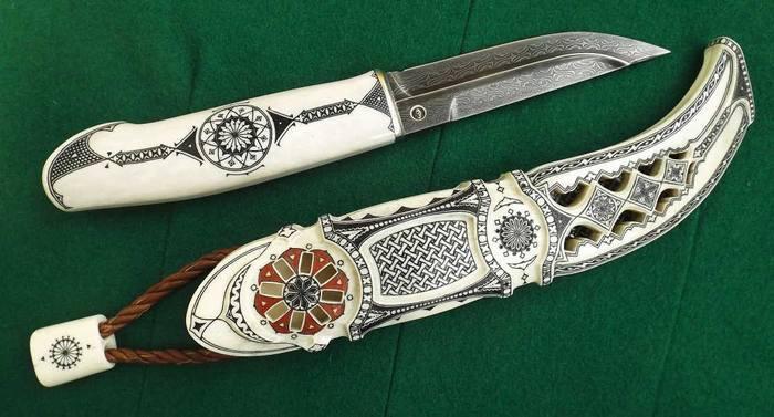 Саамские ножи. Продолжение. Саамские ножи, Игорь Баруткин, Финка, Финский нож, Северный нож, Длиннопост