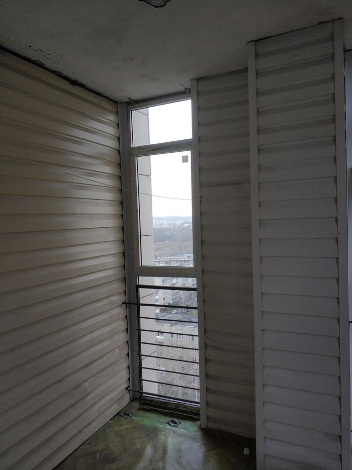 Пикабу, прошу помочь Лоджия, Балкон, Ремонт, Вопрос, Длиннопост
