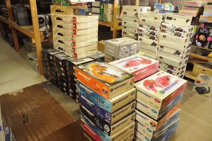 Radiostock - рай ретрогеймера игры, ретро, консоли, япония, мастерская, Radiostock, длиннопост