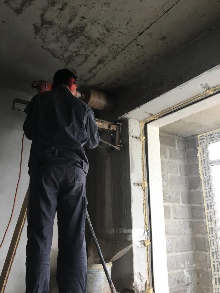 Приточно-вытяжная вентиляция в 2-к квартире Вентиляция, Отопление и вентиляция, Ремонт квартир, Длиннопост