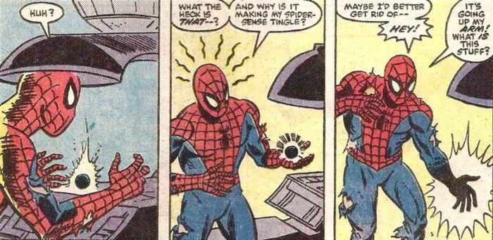 Ацкий паук мутант гомосексуалист сьел мой мозг