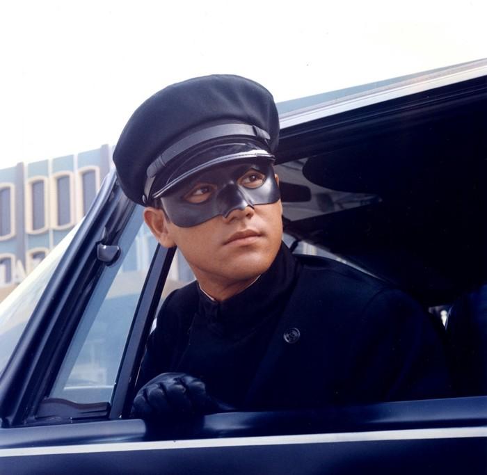 Брюс Ли в роли Като,«Зелёный шершень», 1966