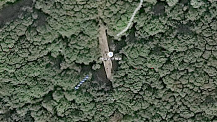 Немецкий мост Урбанфакт, Заброшенное, Вылазка, Длиннопост