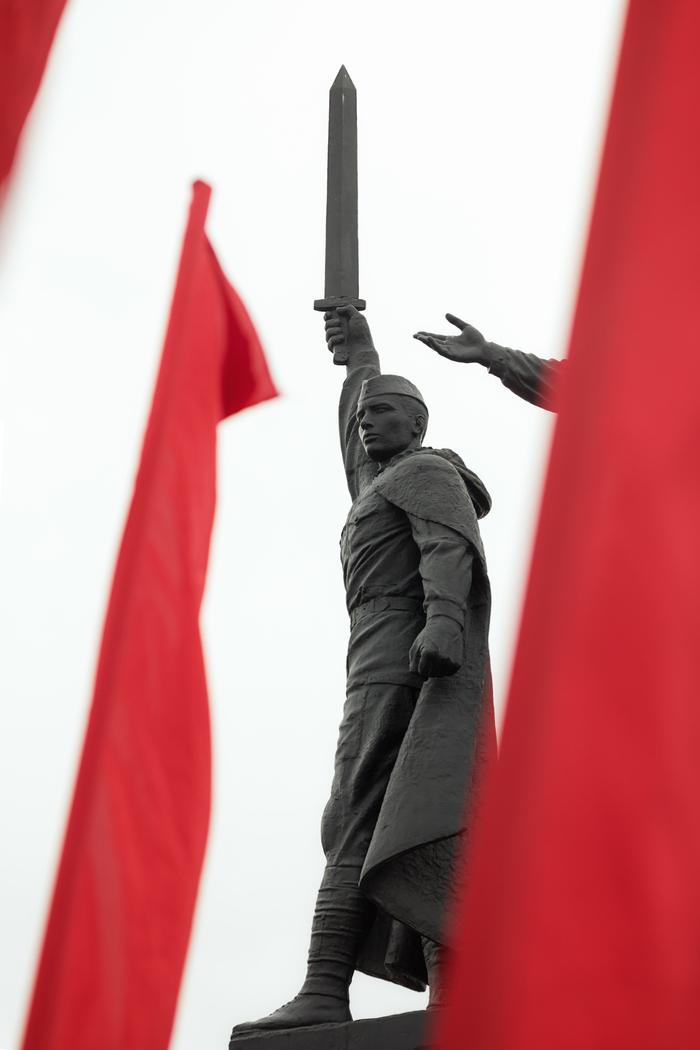 Памятник героям фронта и тыла Фотография, 9 мая, Пермь, Памятник