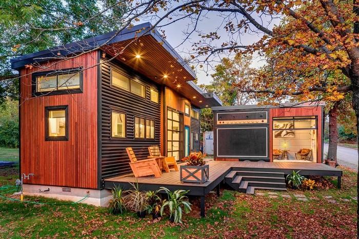 Уютный дом для творческого человека маршал, дом, tiny, длиннопост