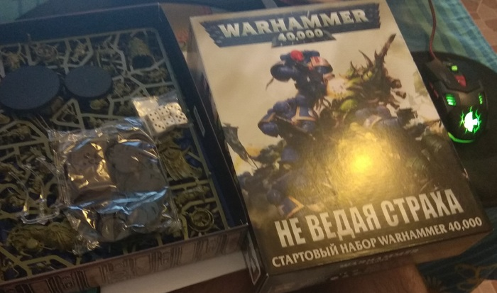 Примарис Космодесы покрас первый. Warhammer, Warhammer 40k, Wh miniatures, Primaris Space Marines, Первый покрас, Видео, Длиннопост