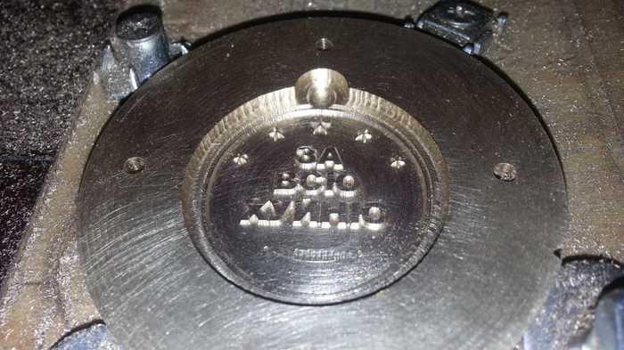 Медаль (первая работа с металлом). ЧПУ, Медали, Чпу обработка, Своими рками, Длиннопост