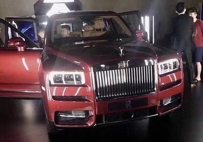 Раскрыт внешний вид внедорожника Rolls-Royce Rolls-Royce, Новинки, Внедорожник, Длиннопост