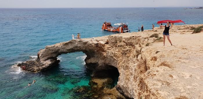 Житейская суета... Фотография, Мост влюбленных, Кипр