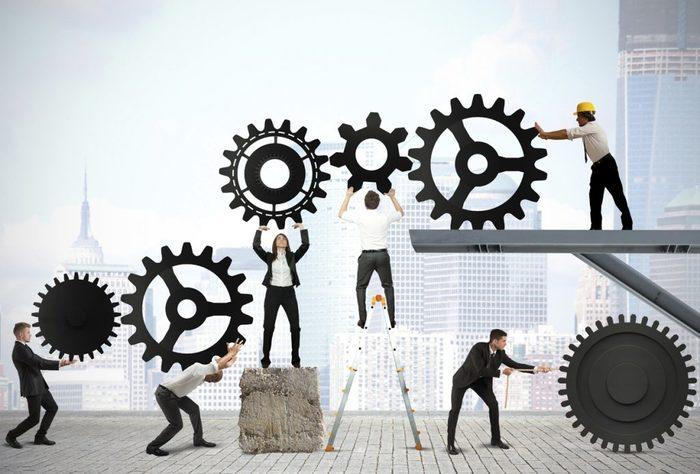 Организация труда на гос. Заводе Завод, Совок, Работа, Оптимизация, Длиннопост
