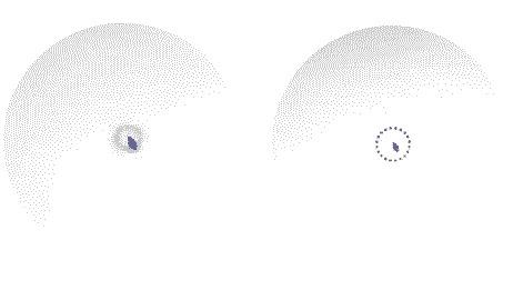Магнитное поле в ферромагнитной камере (supercell) Магнит, Магнитное поле, Интересное, Картинка с текстом, Наука, Supercell, Длиннопост, Ферромагнитная жидкость, Гифка