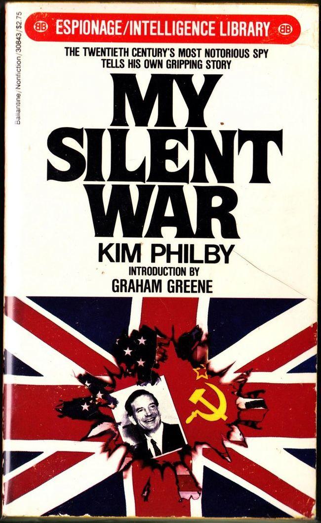 Как рассекретили Кима Филби длиннопост, шпион, разведчик, Ким Филби, холодная война, Великобритания, ссср, история