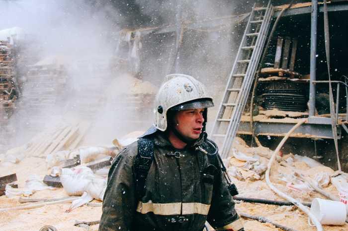 Работа пожарных Фотография, Пожар, Репортаж, Длиннопост, Пожарные, Работа