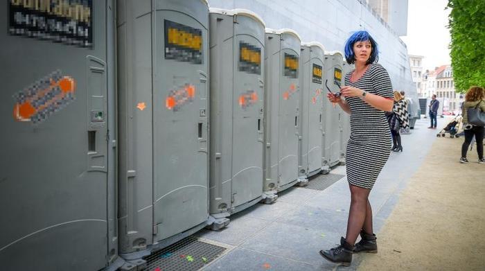 В Вашингтоне остались без удобных туалетов из-за антироссийских санкций Общество, США, Туалет, Вашингтон, Канализация, Санкции против России, Политика, НТВ
