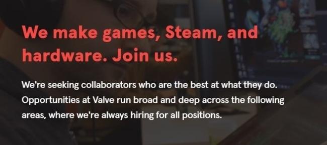 Valve обновила свой сайт, поставив на первое место разработку игр Valve, Гейб Ньюэлл, Half-Life 3, Confirmed, Разработчики, Portal 3, Left 4 dead 3, Stalker 3, Длиннопост