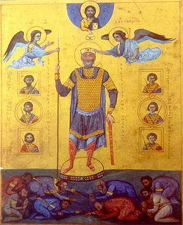 История падения византийской империи Византия, История, Текст, Длиннопост