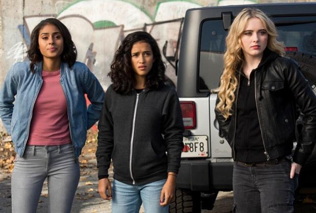 Спин-офф сериала «Сверхъестественное» Wayward Sisters закрыли после пилотного эпизода Сверхъестественное, Спин-Офф, Зарубежные сериалы, CW, Wayward Sisters, Длиннопост