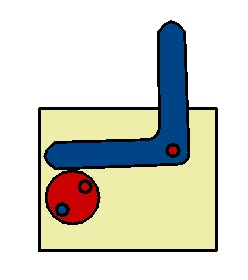 Занимательная механика - для любого возраста Поделки, Движение, Механизм, Картон, Своими руками, Pinterest, Гифка, Длиннопост