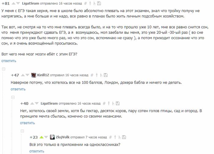 Есть один нюанс Комментарии, Пикабу, Веселая ферма, Одноклассники