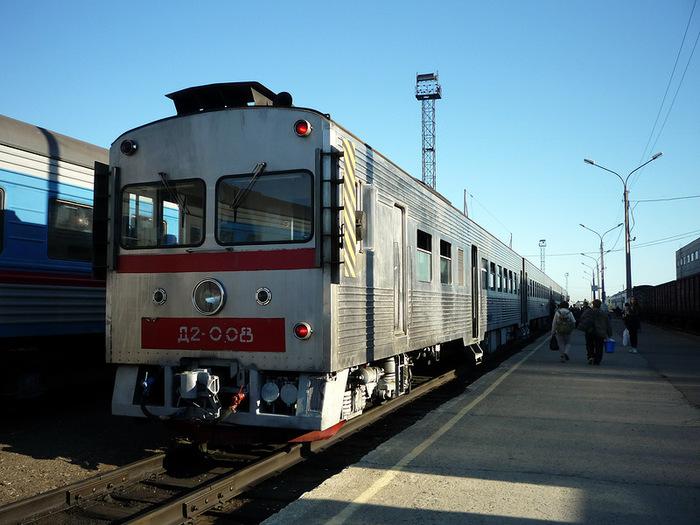 Дизель-поезд Д2 Дизель-Поезд, Д2, Длиннопост