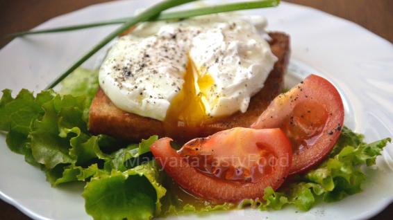 яйцо-пашот как приготовить рецепт