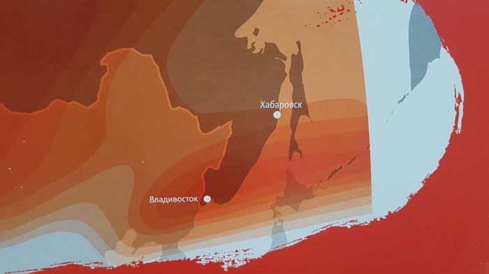 Когда у тебя по географии была двойка! МТС, География, Ляпы, Карта мира, Дальний восток, Хабаровск