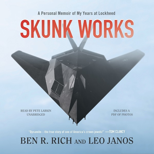 Перевод книги Skunk Works: личные мемуары моей работы в Локхид Skunk Works, Книги, Без рейтинга