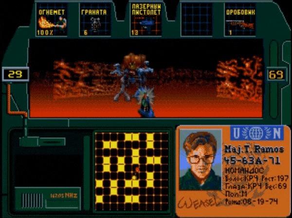 Zero Tolerance – лучший шутер на Sega Sega, 16 бит, Ретро, Игры, Назад в 90е, Шутер, Консоли, Ностальгия, Гифка, Длиннопост
