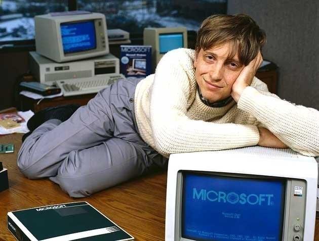 История Билла Гейтса Microsoft, Билл гейтс, История, ПК