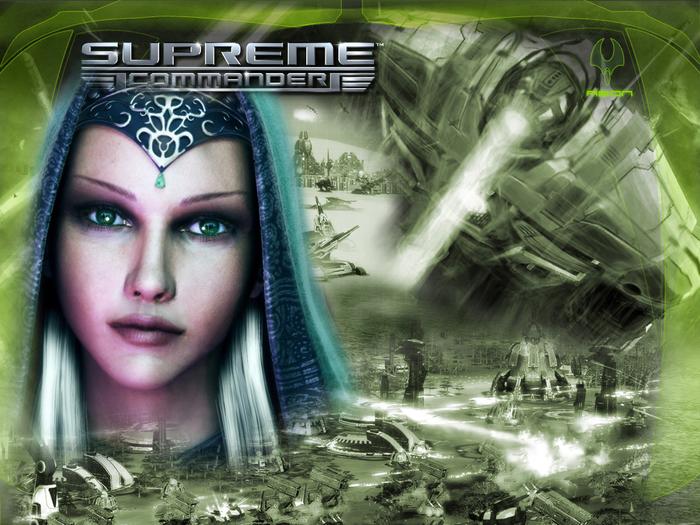 Supreme Commander Эон Supreme commander, Supreme commander: Forged Alia, Varptelion, Varptel, ЭОН, Aeon, Длиннопост