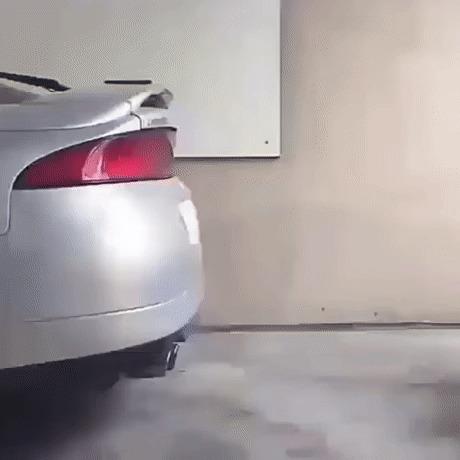Бюджетный парктроник
